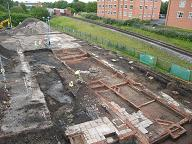 Click to enlarge Image of Knowsley Street Railway Excavation